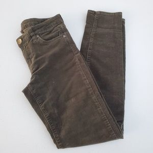 Kut from the Kloth Diana Stretch Corduroy Skinny